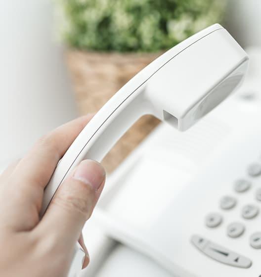 緊急のお電話の際、お伝えいただきたい項目